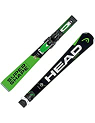 Head Race Carver, negro / verde, 156