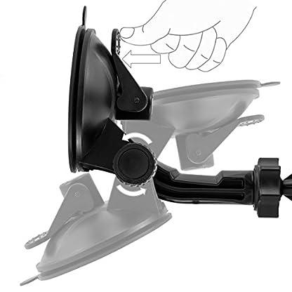 MidGard-Universal-360-drehbar-Saugnapf-Armaturenbrett-Handy-Autohalterung-fr-Handy-Smartphone-Phablet-Navigationsgerte-usw