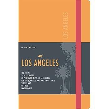 My Los Angeles. Apricot Orange. Visual Book