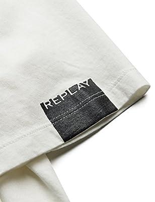 Replay Men's M3104 .000.2660 T-Shirt