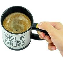 Tazza Mug Automescolante Gadget Elettrica Termica Automatica Bicchiere