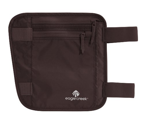 Eagle Creek Wadentasche Undercover Leg, mocha, 20 x 19 x 0.3, EC-41130050