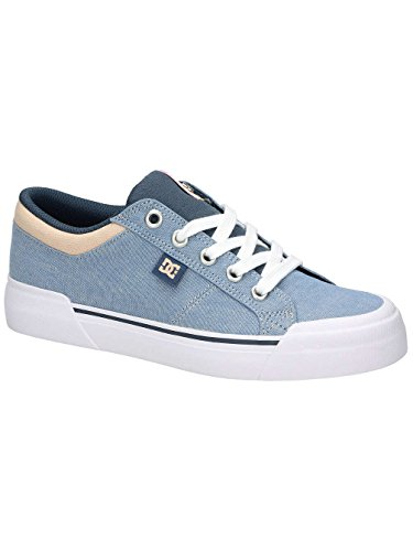 Damen Sneaker DC Danni TX SE Sneakers Frauen Blue/White/Orange
