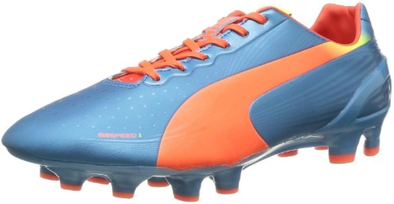 Puma evoSPEED 2.2 FG - Zapatos de fútbol de material sintético hombre
