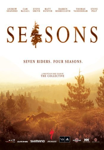 DVD Seasons - Ein Mountain Bike Film Von 'The Collective' MTB - Alle Regionen DVD