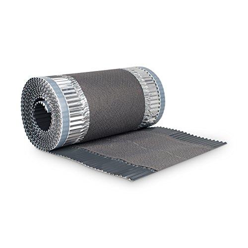 BMD Firstrolle Gratrolle 300 mm x 5 lfm. anthrazit (RAL 7016) Firstband Gratband Rollfirst Grat First