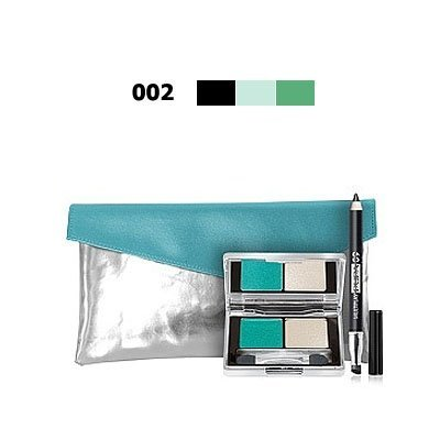 Vamp! Duo ombretto 304/402 + Matita mini multiplay + Pochette di Pupa, Cofanetto Make Up Donna -