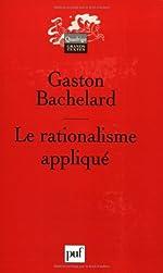 Le Rationalisme appliqué de Gaston Bachelard