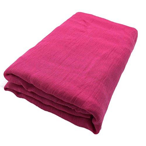 Fotografie Requisiten, URSING Baby Fotoprops Neugeborenes Unisex Mädchen Junge Wraps Decke Posieren Sleeping Swaddle Cover Blanket Pucksack Fotografie Prop Babydecke (Pink)