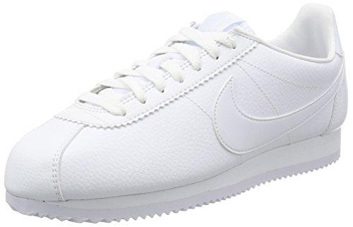 NIKE Classic Cortez Leather, Chaussures de Sport Homme