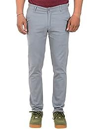 John N John Men's Casual Trouser (CP-1015 LIGHT Blue--XL, Blue, X-Large)