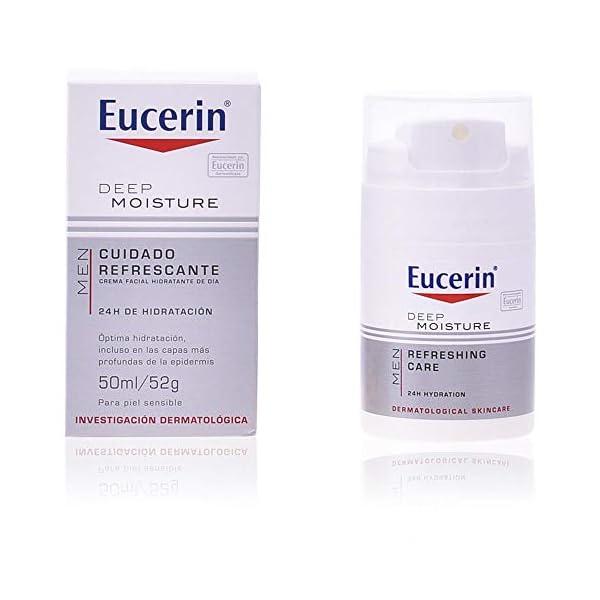 Eucerin Crema Facial Hidratante para Hombre – 50 ml