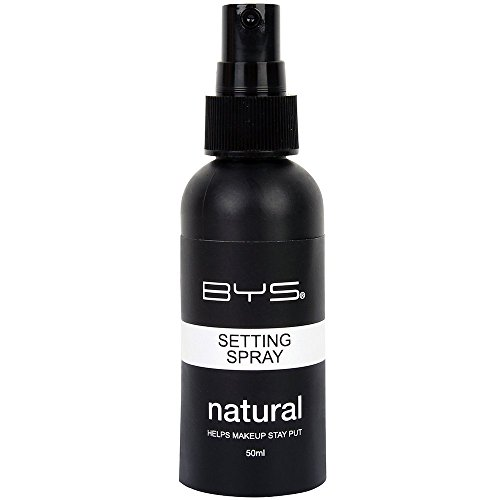 BYS Maquillage - Spray Fixateur de Maquillage Fini Naturel