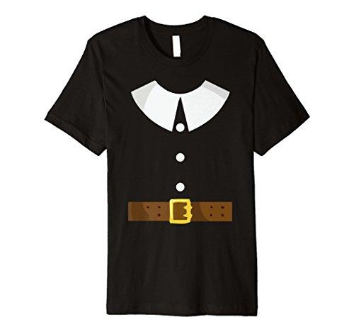 Pilgrim Kostüm Herren - Pilgrim Kostüm Shirt-Thanksgiving Shirts