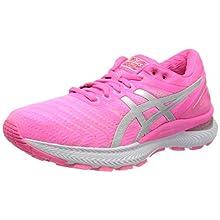 Asics GEL-NIMBUS 22, Women's Running Shoes, Hot Pink/Pure Silver, 6.5 UK (40 EU)