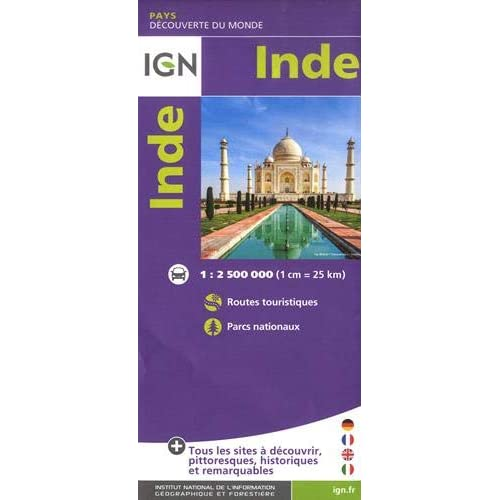 Inde : 1/2 500 000