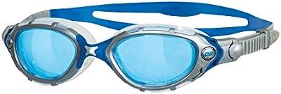Zoggs - Predator Flex, color azul ,gris