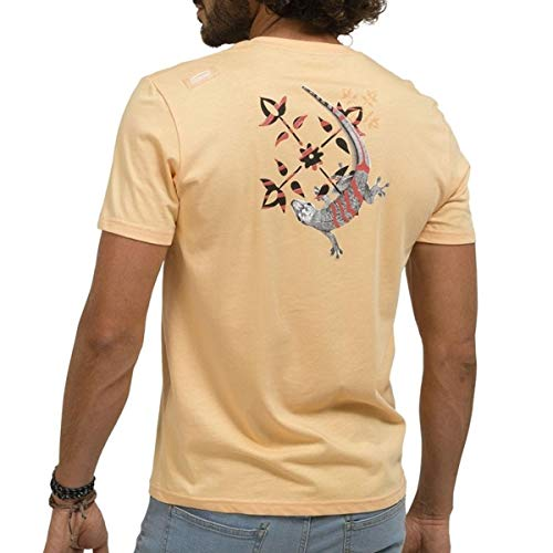Oxbow TWISK T- T-Shirt Homme, Abricot, FR : 2XL (Taille Fabricant : XXL)