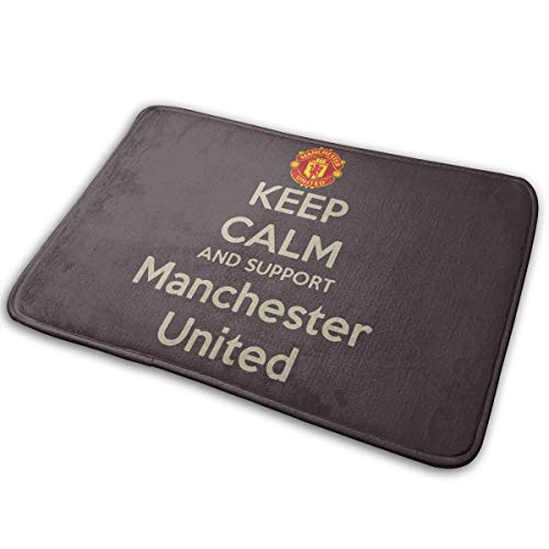 Carolyn Berns Keep Calm and Support Manchester United