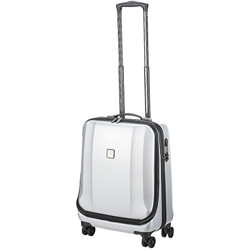 TITAN Business wheeler Xenon Deluxe in silver Valise, 55 cm, 40 liters, Argent (Silver)