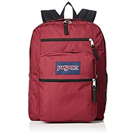 JANSPORT Big Student, Multi-Use Backpack – Deep Grey, One Size.