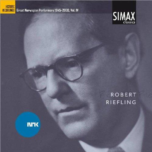 Große Norwegische Interpreten: Robert Riefling