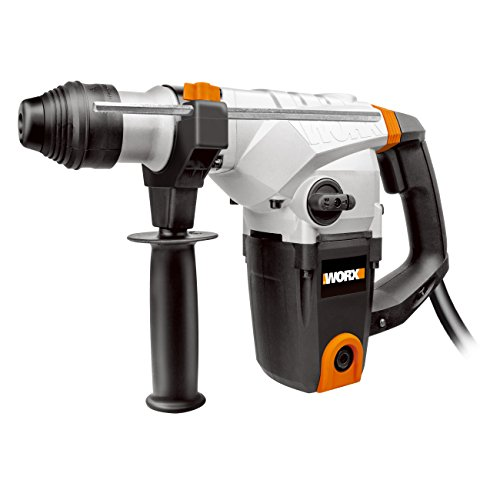 Worx WX333 - Martillo perforador 3F Percutor 1250W