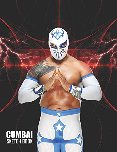 Sketch Book: Sin Cara Sketchbook 129 pages, Sketching, Drawing and Creative Doodling Notebook to Draw and Journal 8.5 x 11 in large (21.59 x 27.94 cm) (Wrestler Sin Cara)