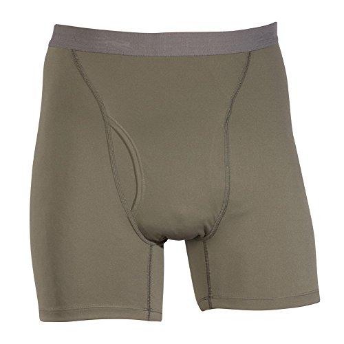 Sitka Pyrit Core Seide Gewicht Boxer (10023-py), Kinder unisex, Pyrite - Gear Boxer Shorts