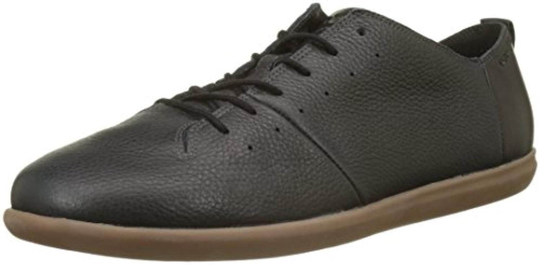 Geox Damen D Aneko B ABX A Sneaker Pink (Taupe) 38 EU