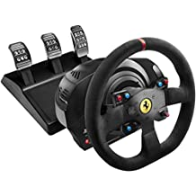 Thrustmaster VG T300 Ferrari - Alcantara Edition Racing Wheel for PS4, PS3 and PC