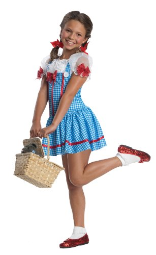 Der Zauberer von OZ - Dorothy Kinderkostüm - 140cm