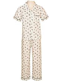 CrayonFlakes - Camiseta de pijama - para niña
