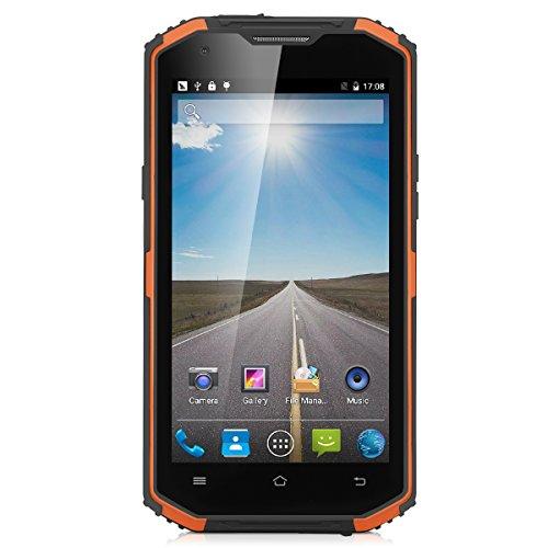NO.1 X3 - 4G LTE Smartphone Libre Android 5.1 (Pantalla HD 5.5'',...