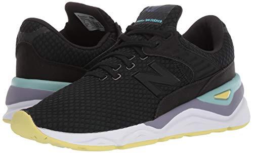 New Balance Damen X-90 Sneaker, grau, One Size - 6