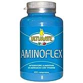 Ultimate Italia Aminoflex Aminoacidi con Vitamine - 100 Compresse - 41IvjRoS0rL. SS166