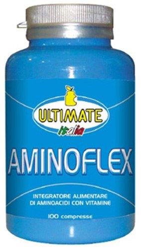Ultimate Italia Aminoflex Aminoacidi con Vitamine - 100 Compresse - 41IvjRoS0rL