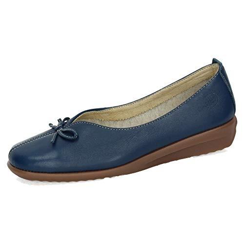 48 HORAS 910401/22 Manoletinas DE Piel Mujer Zapatos