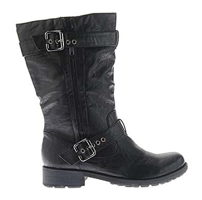 SlamTex Kinder Boots Gr.30 Schuhe Winter Schnee Grau/Schwarz Stiefel * 467.090.000.020 (30)