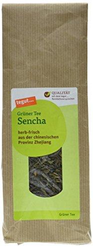 Tegut Loser Grüner Tee Sencha (1 x 175 g)