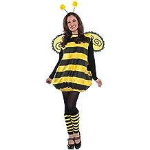Amscan International Disfraz de abeja pícara para mujer