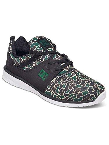 DC Shoes  Heathrow Se M Shoe Blo, Sneakers basses homme Noir - Black Camouflage
