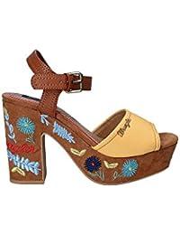 Wrangler WL181660 Sandalias Altos Mujeres  Zapatos de moda en línea Obtenga el mejor descuento de venta caliente-Descuento más grande