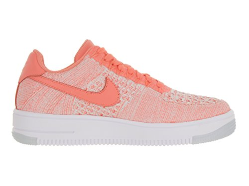 Nike - W Af1 Flyknit Low, Scarpe sportive Donna Rosa (Rosa (Atomic Pink / Atomic Pink))