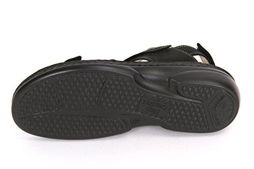 Finn Comfort Alora-S 82573-260099 Damen Sandale Komfort Schwarz