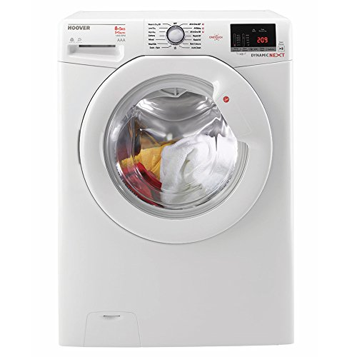Hoover WDXOC485A\/1-80 1400rpm Washer Dryer 8kg\/5kg Load Class A White