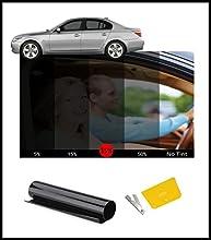 Flexzon - Lámina para tintar ventana (negro 35%, 76 cm x 3 m)