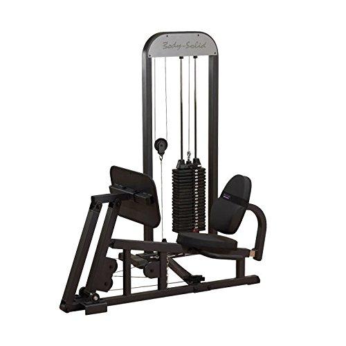 Body Solid Proselect Leg & Calf Press Machine GLP-STK