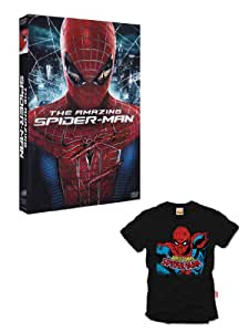 The amazing Spider-Man (+T-shirt The amazing Spider-Man nero M) [IT Import]