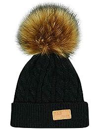 Amazon.it  Nero - Berretti e cappellini   Accessori  Abbigliamento 86e752d3506f